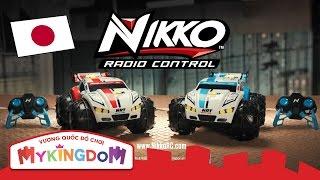 Đồ chơi xe điều khiển NIKKO VaporizR Thương hiệu Nhật Bản