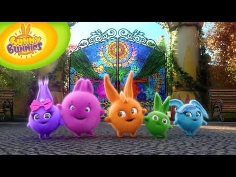 Cartoons for Children | Sunny Bunnies 101 - Merry-go-round (HD - Full Episode)
