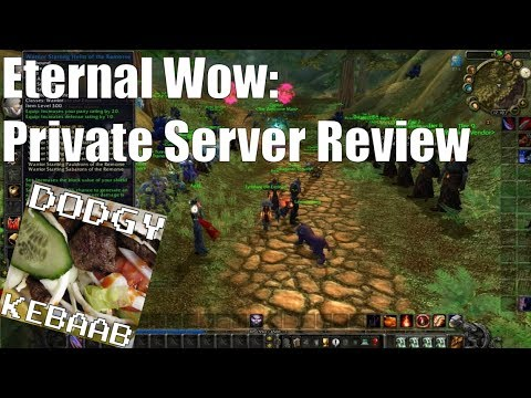 Eternal WoW Private Server Review