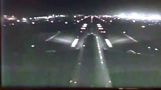 Emirates A380 Takeoff - Mumbai International Airport