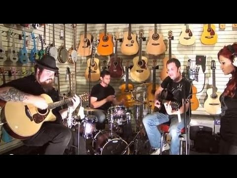 "Acoustic ""Live"" version of Rock Artist Cecile Monique's Immortal Beloved! (Angel&Rafael's theme song!;O)"