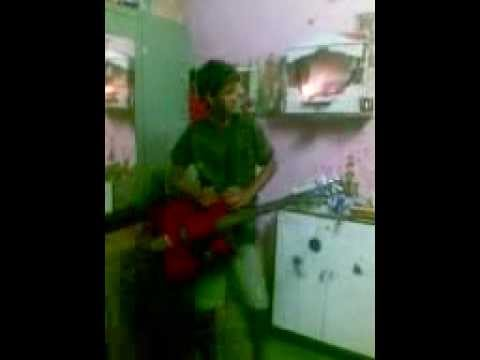 Vajle Ki Bara On Guitar !! :d video