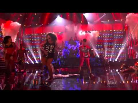 Lmfao Live American Music Awards 2011 (party Rock Anthem & Im Sexy And I Know It) 1080p Hd video