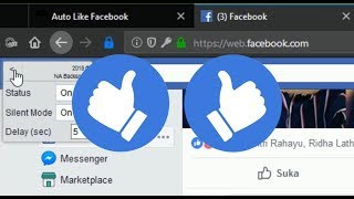 Facebook Auto Reaction   Bot Like   Tampermonkey   Mozilla   Javascript