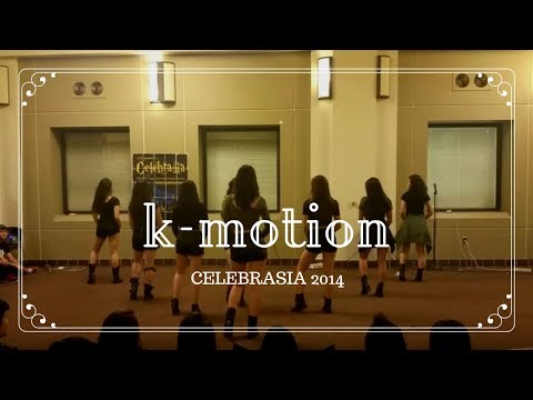 K-motion At Celebrasia 2014  (nine Muses , A Pink, Ariana Grande, 2ne1, Sistar, Ladies Code, F(x)) video