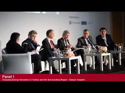 Turkey: Regional oil & gas summit - 1 March 2016