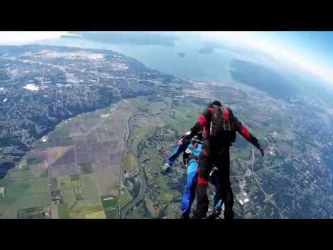 Skydiving POV