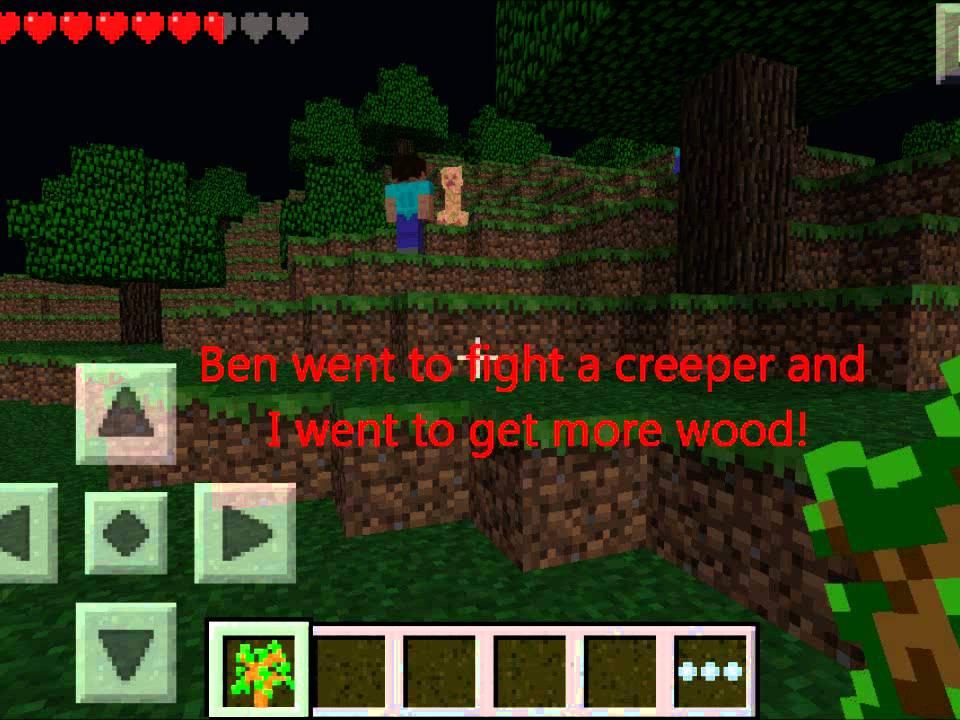 Minecraft Herobrine Sightings Pe
