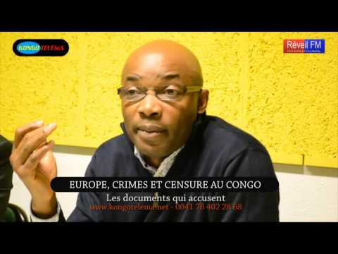 CHARLES ONANA - Europe, Crimes et Censure au Congo