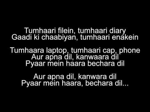 Yaaram - Ek Thi Daayan ( Download Mp3 + Video + Lyrics )