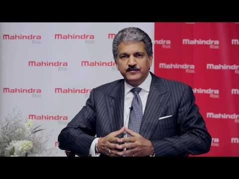 Anand Mahindra on Mahindra Ecole Centrale
