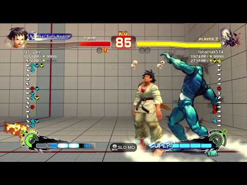 [360] SSF4AE - Online test using new video capture device (19/30)
