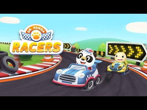 Dr. Panda Racers (by Dr. Panda Ltd) Android Gameplay [HD]