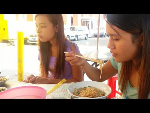 Yangon, Myanmar (Burma) A taste of Burmese food