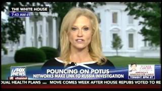 Kellyanne Conway calls Anderson Cooper's eyeroll at her