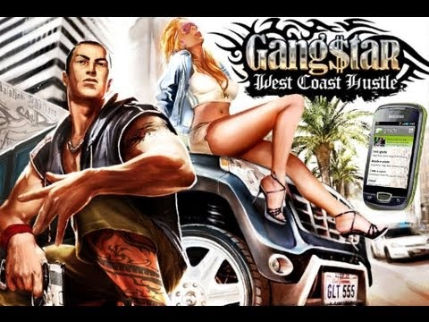 Gangstar west coast hustle for galaxy pocket or any QVGA device