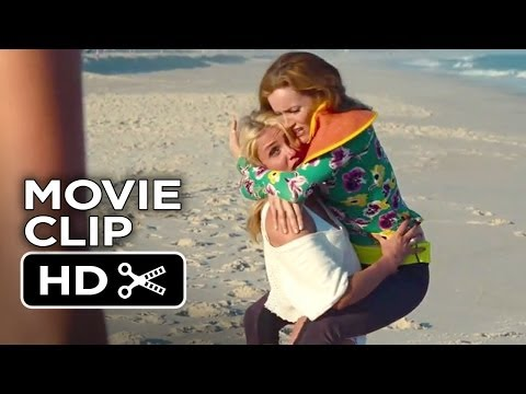 The Other Woman Movie CLIP - Beach Stakeout (2014) - Cameron Diaz, Leslie Mann Movie HD