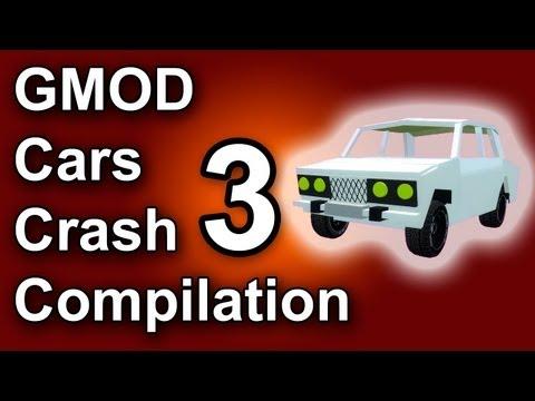 GMOD Cars crash compilation 3