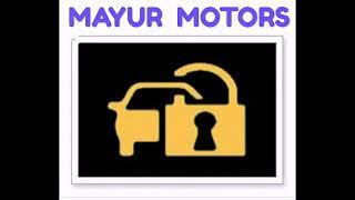 Maruti Suzuki CAR 800 immobilizer problem key coding car not start immobilizer light blinking