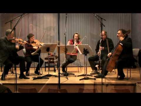 Sabine Meyer Mozart Clarinet Quintet - Carmina Quartet