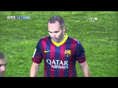 Barcelona - Real Madrid Highlights HD 26.10.2013