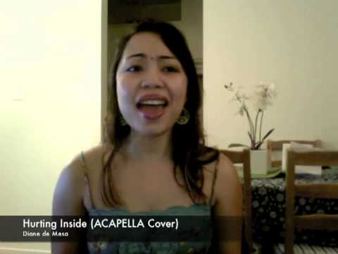Hurting inside - FOJ (ACAPELLA Cover) - Diane de Mesa
