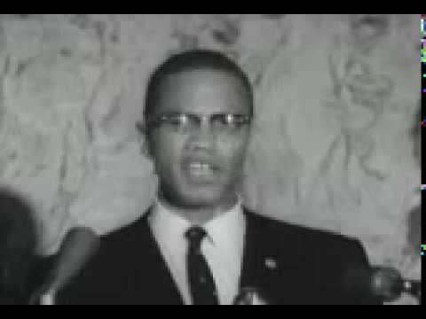THE BEST OF MALCOLM X AKA J.Edgar Hoover's BLACK MESSIAH