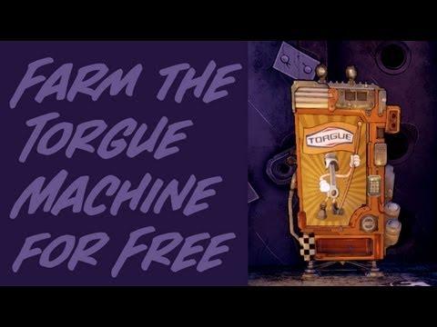 Borderlands 2 - How to Farm Torgue Machine Items for FREE