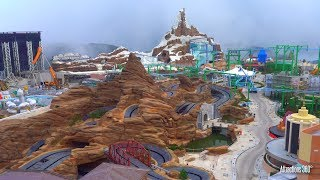 New Theme Park (20th Century FOX World?) Construction Progress - Genting Highlands Malaysia