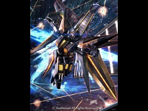 CardFight!! Vanguard Nova Grappler(blaukluger) Vs Royal Paladin(Jewel Kight) Gsme 2