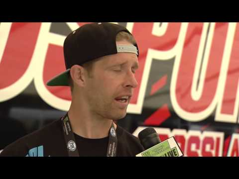 Race Day LIVE - 2015 Anaheim Press Day with Tommy Hahn