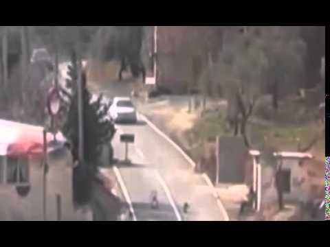 RAW Video ; Taliban suicide bombers die in attack on int'l zone in Kabul guided by Panjshiris