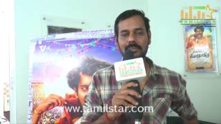 Natty At Enkitta Mothathe Movie Team Interview
