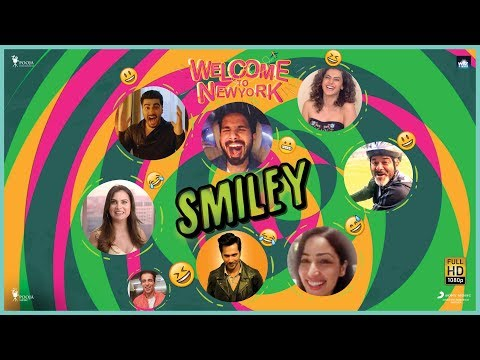 Smiley – Welcome To New York | Shahid | Varun| Taapsee| Yami | Boman | Dhvani | Feb 23 in 3D