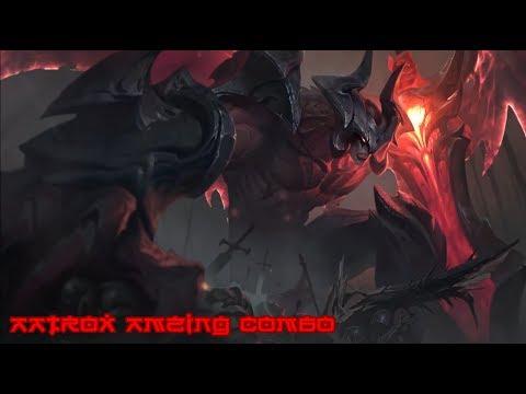 Quỷ kiếm Darkin Aatrox và những kiểu combo độc đáo