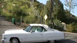 1974 Cadillac Eldorado Convertible Restored Droptop Cadi FOR SALE 74