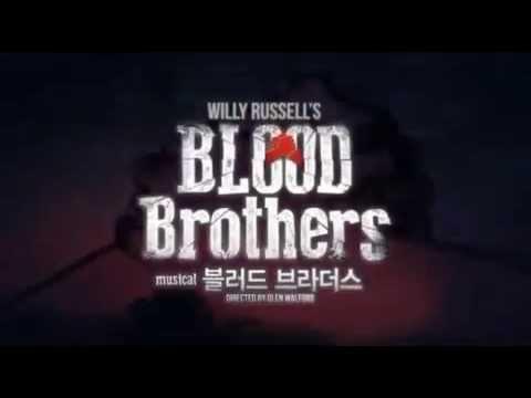 조정석 (Cho Jung Seok ) - 뮤지컬 블러드 브라더스(BLOOD BROTHERS) TV CF