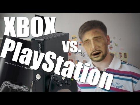 Икс бокс или Плейстейшн? Сравнение [XBOX vs. Playstation]