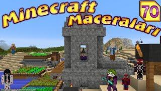 JOKER CADININ PEŞİNDE (Minecraft Maceraları Örümcek Adam)