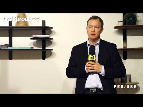 PER/USE | Bruno Lippens - Imm Cologne 2016