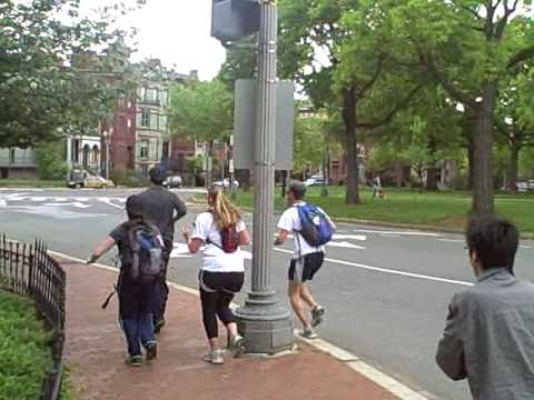 Logan Circle, Washington DC Video