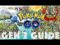 Gen 2 Pokemon GO Guide