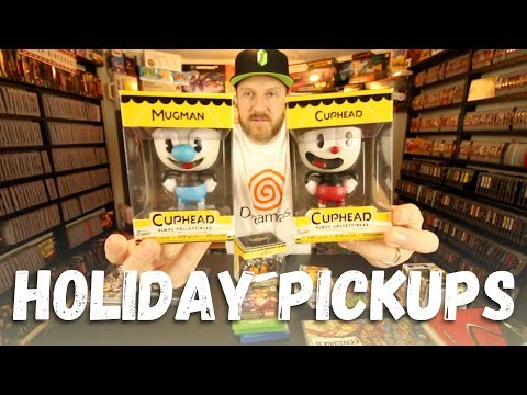 Holiday Pickups & Channel Update! Room Tour Coming Soon...