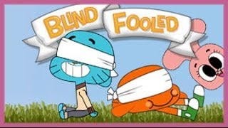 The Amazing World Of Gumball - Blind Fooled - Gumball Games