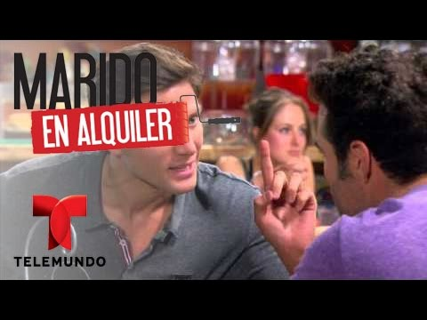Marido en Alquiler / Capítulo 3 (1/4) / Telemundo