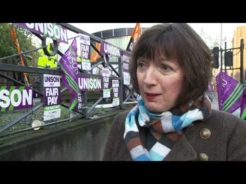 Defending our NHS A message from Frances OGrady of the TUC