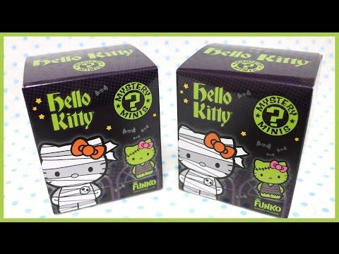 Hello Kitty Mystery Minis video