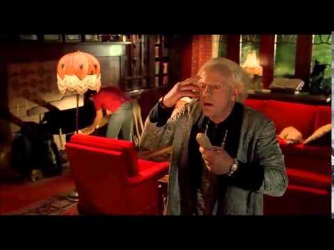 Back to the Future III - First Scene