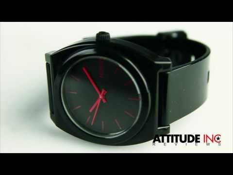 INC News - Ep9 - Nixon Watch Review: Time Teller, Newton & Private SS