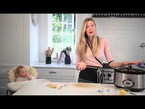 Easy Healthy Recipes  How To Make Chicken In A Crock Pot   Weelicious